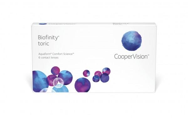 Biofinity toric - 6er Box